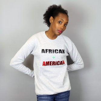 Africa in Harlem t-shirts sweatshirts & bags-3045