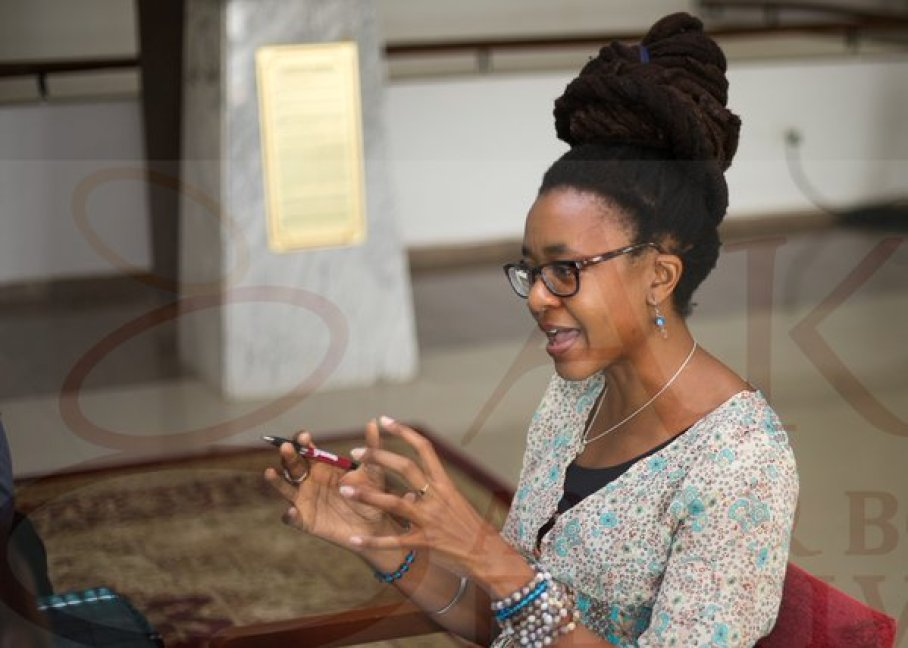 I PITY IGBO'S SUPPORTING DONALD TRUMP FOR BIAFRA, TRUMP DOESN'T EVEN KNOW WHAT NIGERIA IS' – NNEDI OKORAFOR