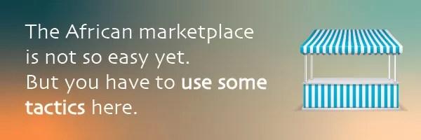 A kiosk as a marketplace