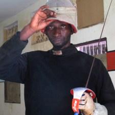 Medaglia d'oro ai Campionati d'Africa nel 2008 e nel 2009 e medaglia d'argento ai Giochi Africani, Mamadou Keita è il campione senegalese di scherma