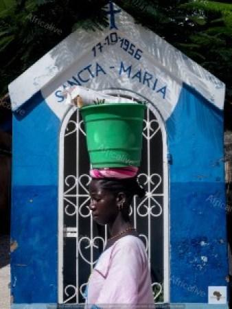 Al Fadiouth, Senegal