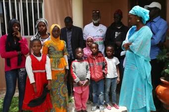 Rifugiati mauritani a Dakar