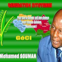 Fode Mohamed Soumah (GECI): Ceux qui crient au loup aujourd'hui ont passé six ans, à l'assemblée, avec des dizaines de députés, mais...