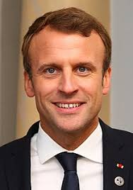 (English) President Macron