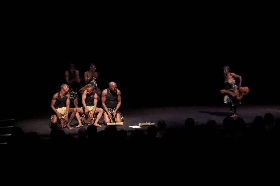 Le groupe Ndima, plus que de la musique