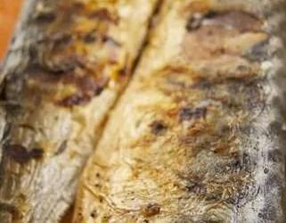 Braised Fish à la Douala (Cameroon)