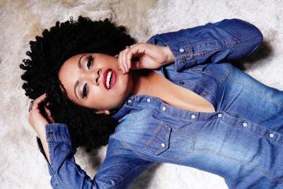 African woman hair