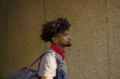 African man hair