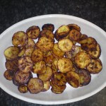 Fried ripe plantains - misoa, misolè