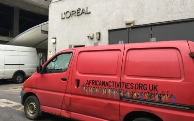 African Activities at L'Oréal
