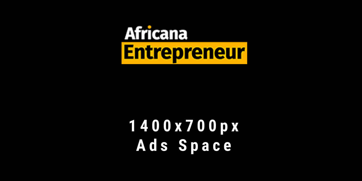 Africana Entrepreneur - 1400x700px Ad Space