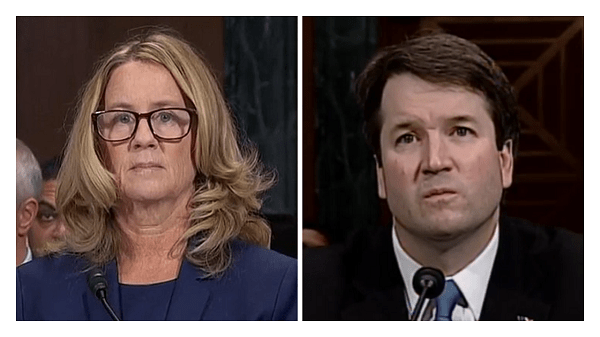 African-American Conservatives AACONS Christine Blasey Ford Brett Kavanaugh SCOTUS Supreme Court