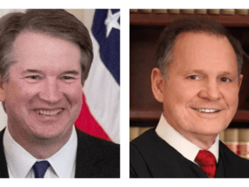 African American Conservatives AACONS Brett Kavanaugh Roy Moore
