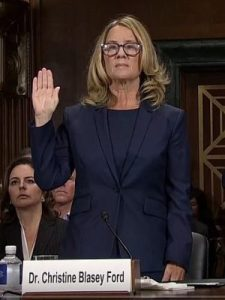 African American Conservatives AACONS Christine Blasey Ford