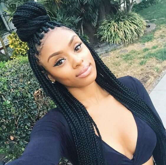 how to take care of box braids