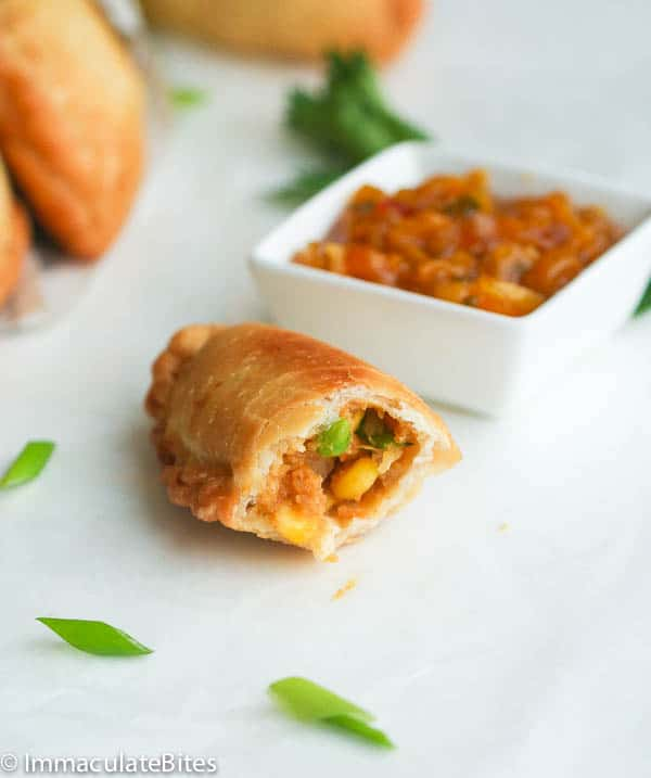 Aloo (Potato) Pie