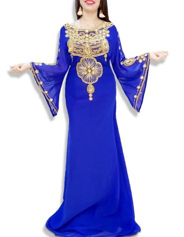 African Attire Jalabiya Caftan For Women Clothing Muslim Formal Evening Dresses