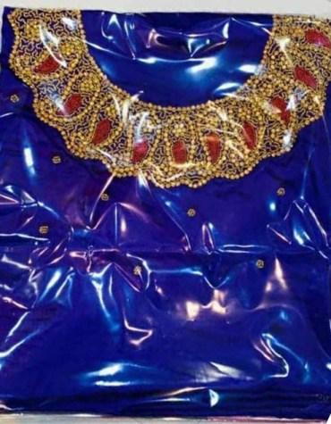 African Attire Designer For Wedding Satin Dresses Material Fancy Wear For Women