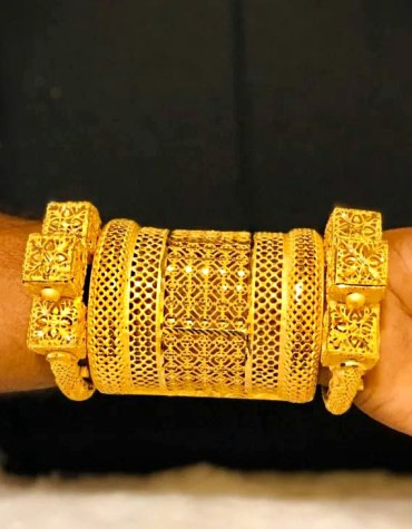 Unique Fashionable And Trendy African Designer Bracelet Jewelry For Women