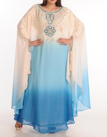 African Attire Kaftan Party Wear Dresses For Women Beaded Dress Dubai
