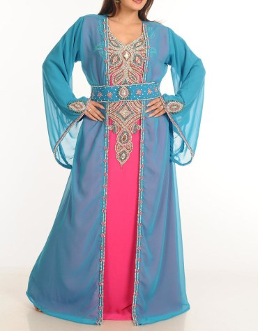African Attire Jacket Kaftan Embroidery Party Wear for Women For Wedding Dress