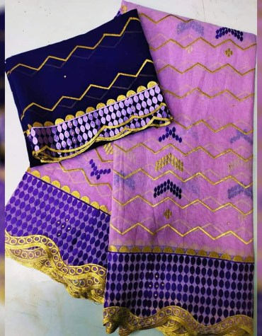 New Unique Fancy Swiss Voile Designer Cotton Piece Dubai Embroidery Dress Material