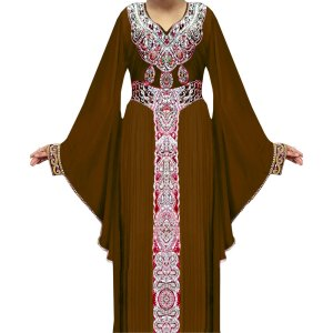 Dubai Muslim Social Graces Maxi African Long Kaftan Dresses for Women Clothing