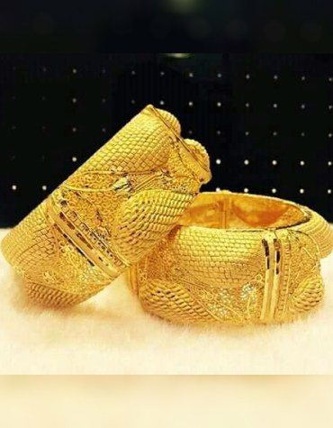 New Arrived Latest and Trendy African Designer Bangles Jewellery