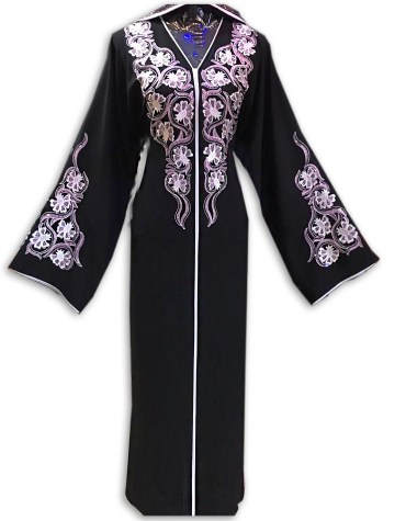 African New Soft Nida Fabric Style Party Wear Trendy Dubai Abaya For Women.