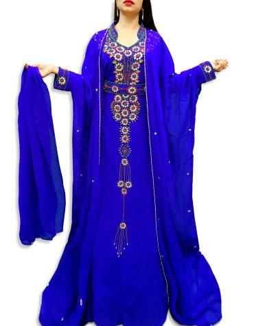 Designer Jacket Party Wear for Women For Wedding Dubai Long Kaftan For Women