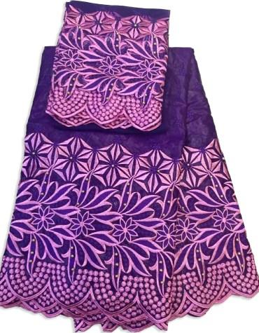 Elegant Trendy Designer Beaded Embroidery Work Satin Slik Dress Material For Women