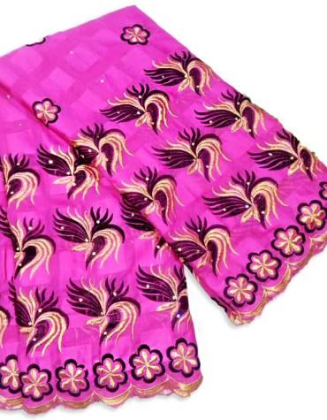 Floral Super Swiss Voile Designer Cotton Piece Dubai Premium Embroidery Dress Material