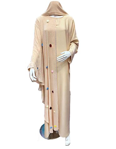 African Attire New Long Sleeve Evening Party Wear Abaya Dresses for Women