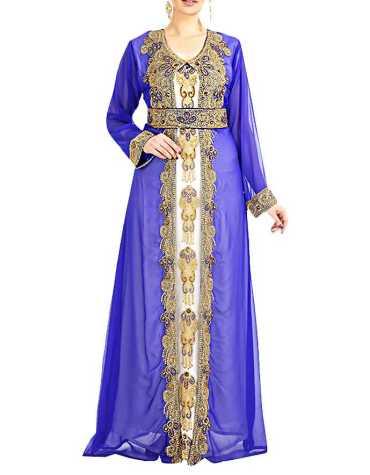 African Latest Attire Designer Kaftan Party Wear For Wedding Dress Dubai for Women