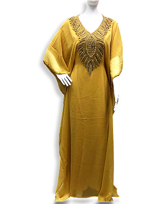 New Trendy Floral Party Wear Collection Satin Silk Farasha Dubai Dress For Women