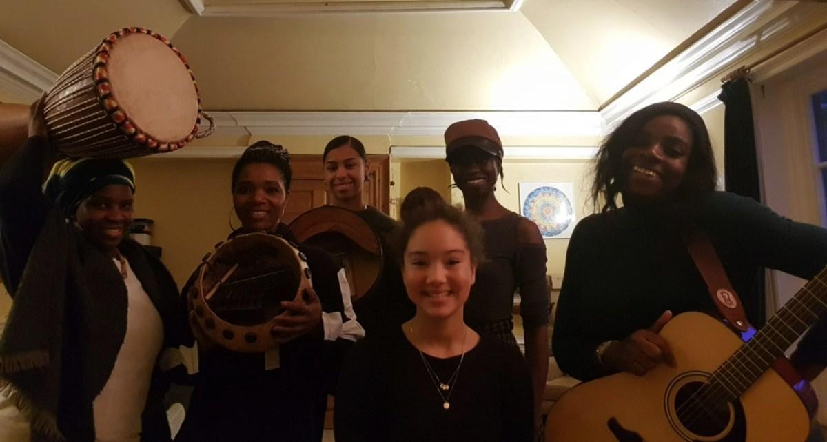 African Choir Norfolk 2