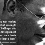 Bonhoeffer – Part 3 – Why Men Can't Save the World