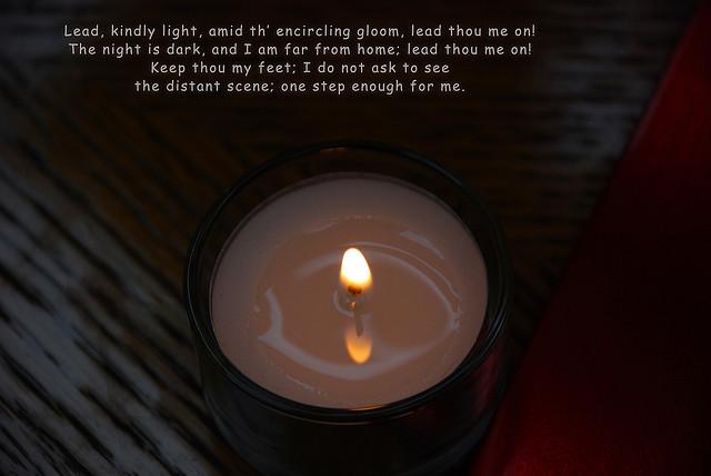 Lead Kindly Light ...