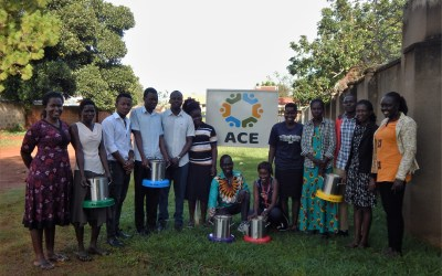 ACE is now operating in Gulu, a city located next to the second largest refugee settlement in the world