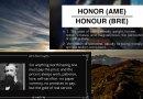 Video & Audio: The Core Values that Unite the White Race: Parts 8: Honour & 9: Self-Sacrifice