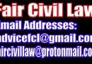 Video & Audio: Whites helping Whites: Trustworthy Legal Advice for South Africans: Affordable/Free in hard times