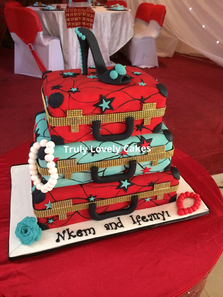 Traditional African Wedding Cakes African Designers Corner