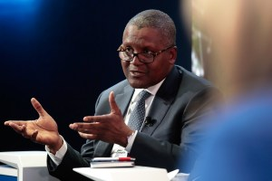 Time's Interview With Aliko Dangote, The Richest Man In Africa