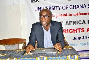 Where is CHRAJ at Ejura, WA, etc? - UG Sch. of Law Prof. Appiagyei-Atua asks