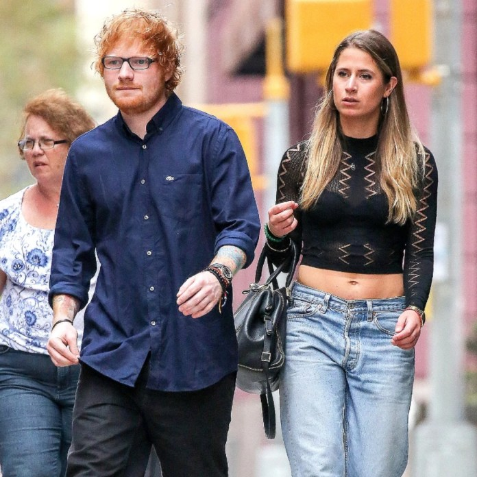 Ed Sheeran & Wife, Cherry Seaborn Are Expecting Their First Child ...