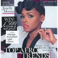 On the Cover: Ya'll Know I Love Janelle Monae!