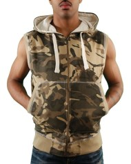 Camo vest.... Ok, but not my fav.