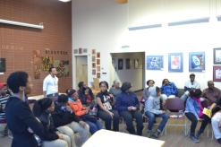 Facilitating Poetic Power and Art Workshops @ the Library