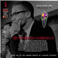 My Introduction to Malcolm X