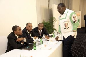 AG constitutive du RHDP: Listes des ministres et Présidents d'institutions membres du PDCI présents